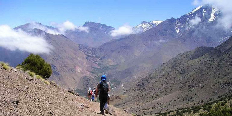 High Atlas Valley