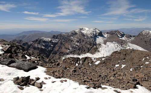 Toubkal Circle Trek  - 3 Days