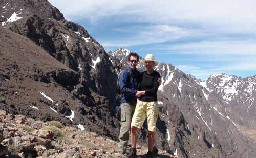 High Atlas Valleys and Toubkal