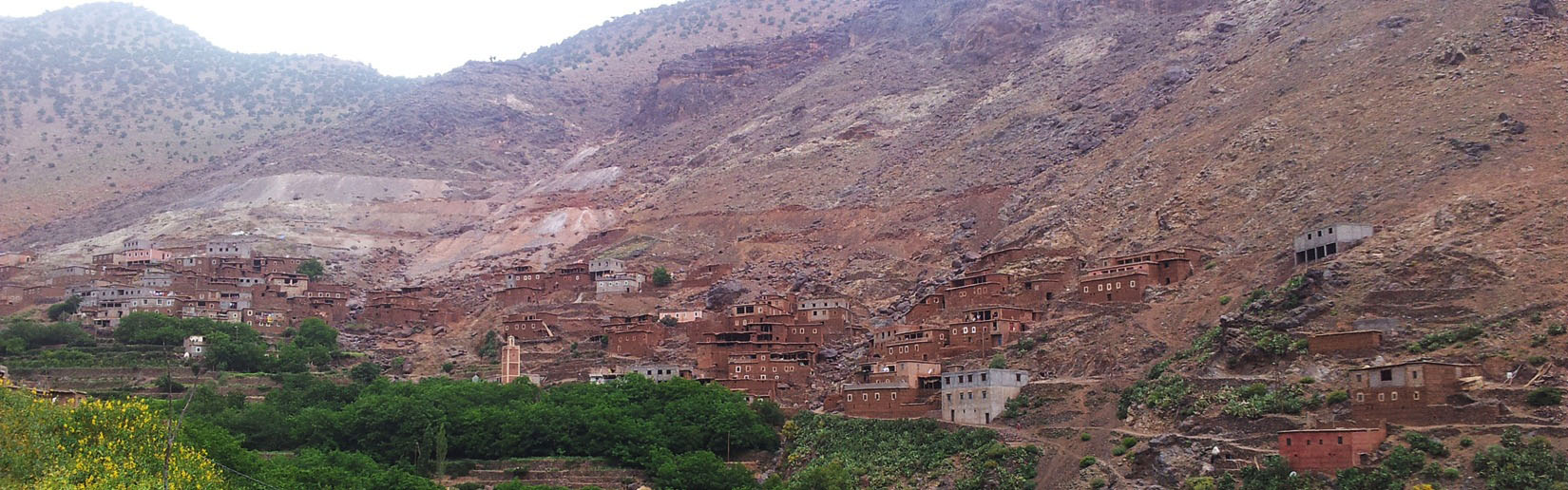Berber Villages & Culture Treks