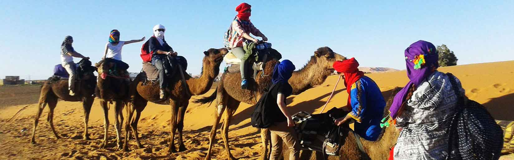 Morocco Desert Tours from Marrakech or from Fes